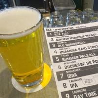 クラフトビールパラダイスにてサクッと飲み比べ!@北千住西口スグの「びあマバー」!
