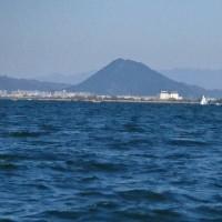 First sailing at Biwako 4/23