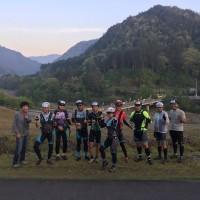 2017 5月 セルフディスカバリーアドベンチャーIN王滝100km 26位。 5:37:10。