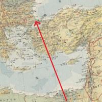 「エジプト・トルコ旅行記」 №26 エジプトからトルコへ
