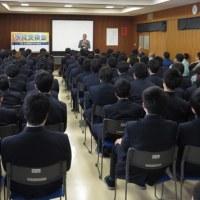 電気工事組合との意見交換会を実施!