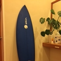 ラグーン into サーフボード