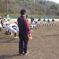 仙台から楽天アカデミー・ジュニアチームが来島