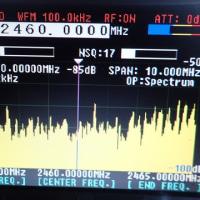 wifi電波の波形