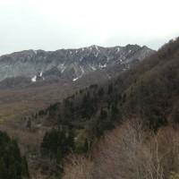 伯耆大山 2013.4.20