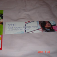 My YUI goods 全集!!