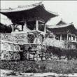 日本統治下に再建された、国宝&世界遺産の仏国寺に卍の文様が!ww