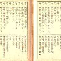『漢訳 日本語会話教科書』 松本亀次郎 (1941.6)