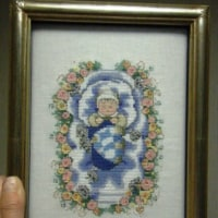 Newborn Joy Framed