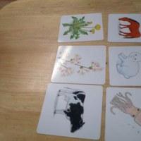 短期記憶が難しい子のカード遊び