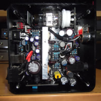 DN-HP-606 改造 真空管 ヘッドホンアンプ DAC