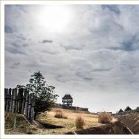 壕と柵に守られた弥生のムラ