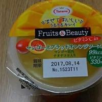 たらみ美容成分入りフルーツゼリー2