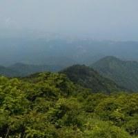 「米山」に還暦祝い登山(その3終わり)