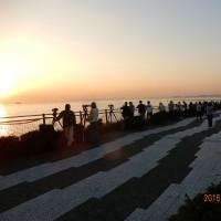 コートピア高洲自治会通信(平成28年10月18日~22日)千葉の浜でのダイヤモンド富士(成果記録)+26日