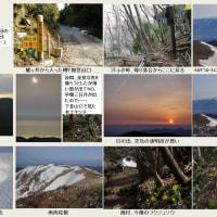 福寿草を求めて霊仙山に登るの巻