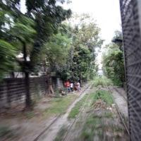 RotemのDMUでAlabangへ