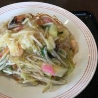 リンガーハット山形TUY通り店の長崎皿うどん648円(*^▽^)ノ♪