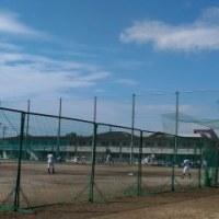 野球応援からの運動会