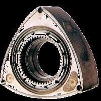 ネコ談義2017(5) ロボット掃除機導入(2) ロータリーエンジンのローターと同じ形状