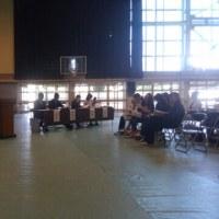 平成29年静岡県立熱海高校後援会総会と懇親会。