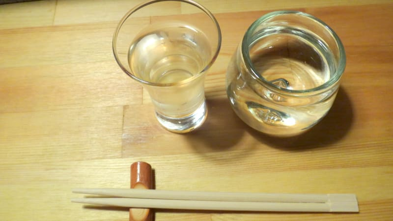 ゼロ次会的に福島県の美酒をサクッと飲み比べ!@渋谷 道玄坂上の「立ち呑み なぎ」!