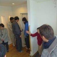 本町の家 引渡式