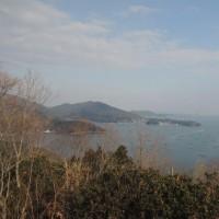 万葉の岬  山部赤人 2015.01.10「206」
