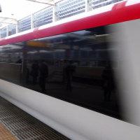 謎の特急列車
