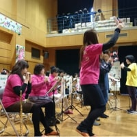 春待ちコンサートin三川地区公民館