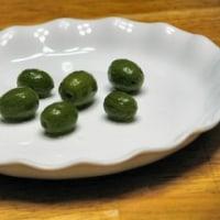 オリーブ収穫記