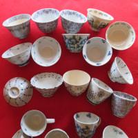 母の日の展示 と 茶碗祭りと・・