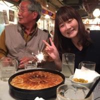 合気道佐倉同好会、淑子ちゃん誕生会でした