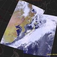 ISS放出衛星①/Satellite