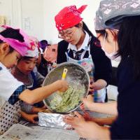 2/12(日) *「千葉の野菜大好き‼️」集会 *「ワールドシンキングデイ」