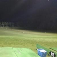 ぼっちゴルフ練
