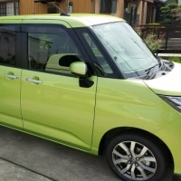 新しい自動車