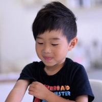 ★キッズカット★熊本市 美容室 ヘアモードリッツ