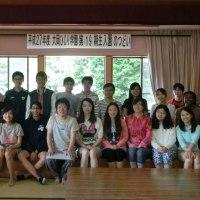 今年も早稲田大学の各国留学生と作陶