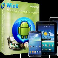 100��PVã����ǰ�����ڡ���WinX Mobile Video Converter��̵�������桪