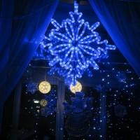 我が家のイルミネーション(The illuminations of my home)