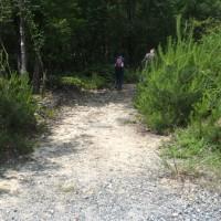 Kennyの山歩き:リトル比良:岳山