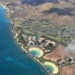 Hawaii Trip 2017 (3)〜ダニエルKイノウエ空港へ着陸〜