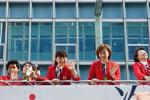 東京・リオ五輪メダリスト祝賀パレードin日本橋