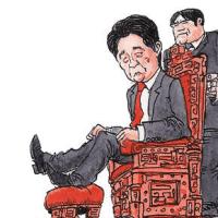 安倍政権の批判は外国メディアだけ・・・
