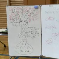 2年生 親子活動!「木」をつくったよ?!