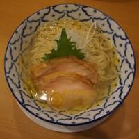 17124 NOODLE KITCHEN TERRA@野々市 3月21日 3回目のリピ 鶏清湯 美味し~!い