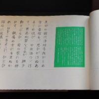 「えんぴつで奥の細道」 大迫閑歩(書)伊藤洋(監修)