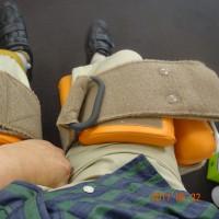 股関節「座る・起立・歩く」、機能アップに「ヒップアブダクション」