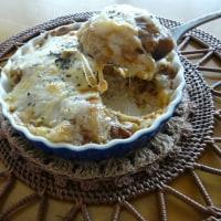 豚肉&ズッキーニのカレードリア
